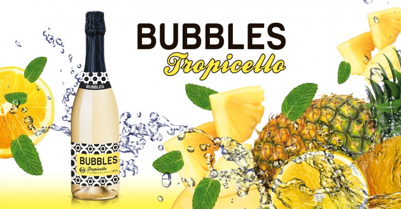 Bubbles Tropicello